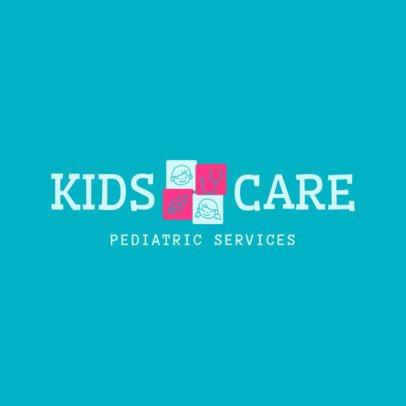 Medical Logo Creator to Design a Pediatrician Logo 1534d