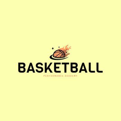 Basketball Logo Design Template 1498