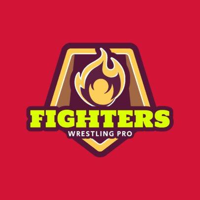 Pro Wrestler Logo Maker 1538e