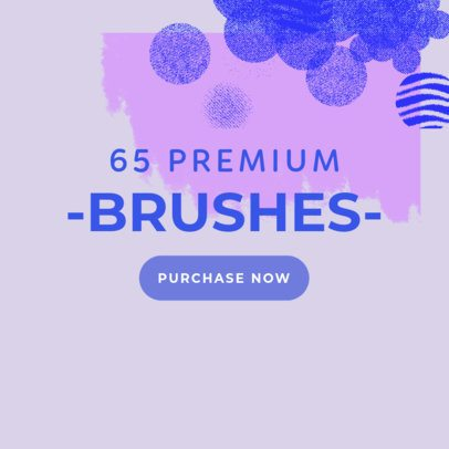 Ad Maker for Art Supplies Shop 540d