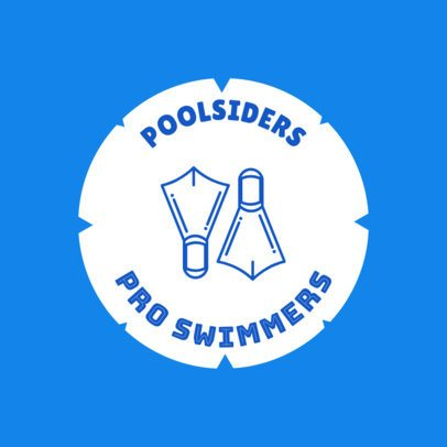 Swimming Logo Creator for Pro Swimmers 1577b