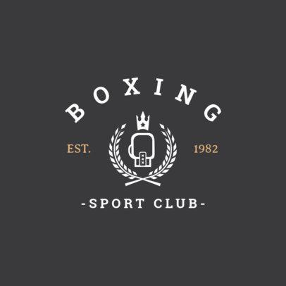 Box Training Online Logo Maker 1582
