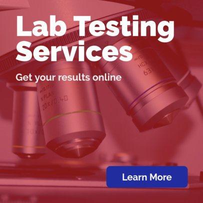 Medical Group Online Banner Maker 376a