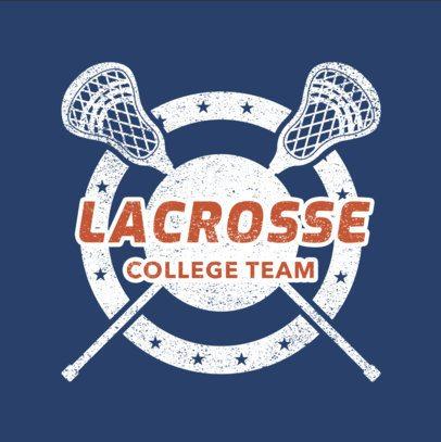 Lacrosse Logo Maker 1590