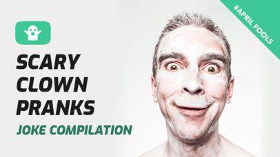 YouTube Thumbnail Template for a Joke Compilation Vlog 903b