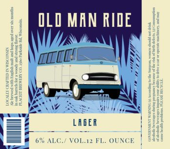Vintage Beer Label Design Template 762d