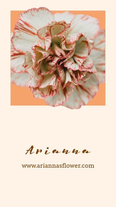 Valentine's Day Instagram Maker for a Flower Shop 1046b