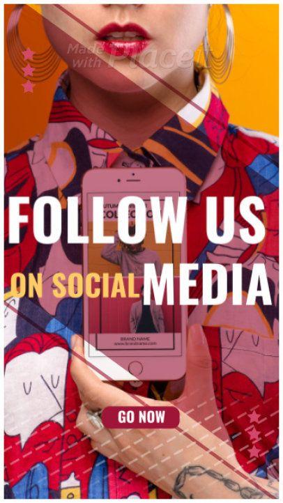 Instagram Story Video Maker for a Trendy Instagram Story Ad 942d 1036