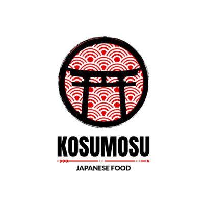 Logo Maker for a Japanese Restaurant 1818