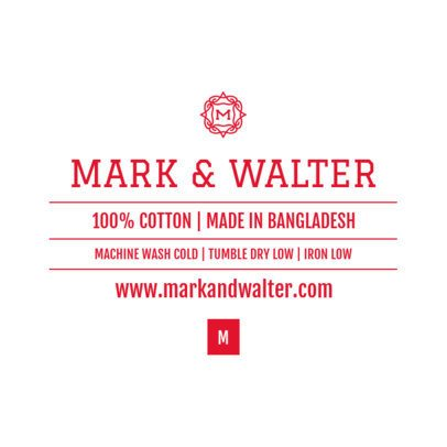 Simple Label Design Maker for Organic Clothing Brands 1136c