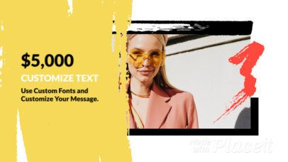Fashion Slideshow Video Maker for a Product Overview with Bold Animations 1264