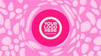 Minimal Logo Reveal Intro Maker with Irregular Dots Animations 1594