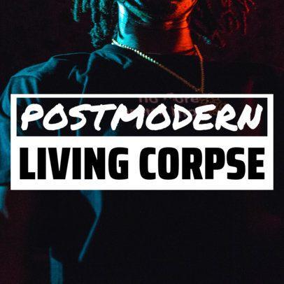 Podcast Cover Maker for Postmodern-Themed Shows 1488e