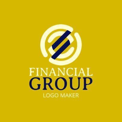 Online Logo Maker for Financial Company 1160i-2443