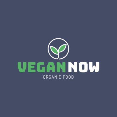 Organic Restaurant Logo Maker 1236f--2461