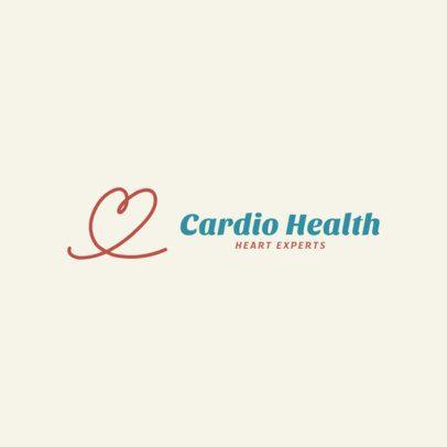 Logo Maker for a Cardiovascular Clinic 2510d