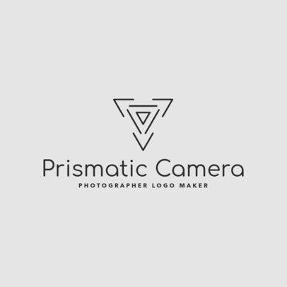 Logo Template for a Photo Studio 1196j-2535