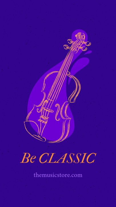 Instagram Story Generator for Classical Musicians 1773b