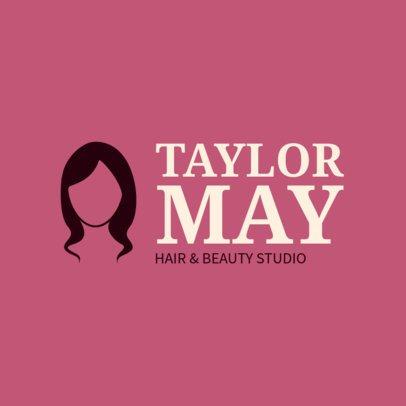 Online Logo Generator for a Hairdresser 1470f 32-el