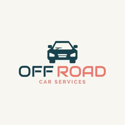 Online Logo Maker for an Automotive Workshop 1189h-117-el