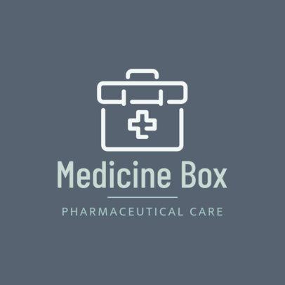 Online Logo Generator for a Pharmaceutical Care Center 1857g 133-el
