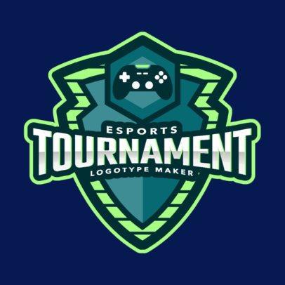 Online Logo Maker for a Gaming Tournament 2702