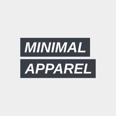 Clothing Brand Logo Generator for Streetwear Apparel 2721d