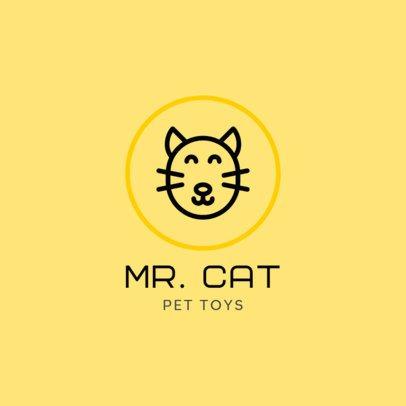 Animal Logo Maker for a Shop of Pet Toys 329a-el1