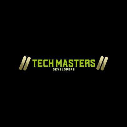 Minimalist Logo Creator for Developers 2374i-2838