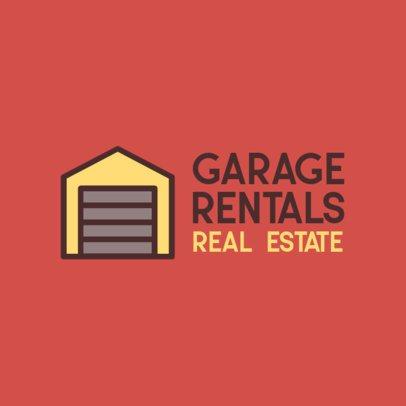 Logo Generator for a Garage Rental Company 260c-el1