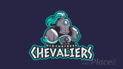Animated Gaming Team Logo Creator for RPG Players 1741d