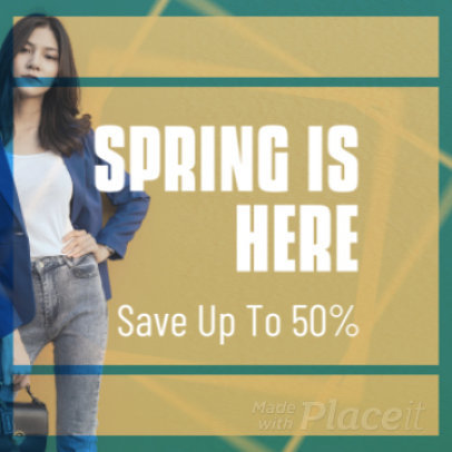 Instagram Video Maker for Spring Special Offers 936d 225