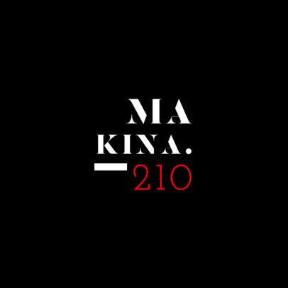 Elegant Logo Template Featuring a Minimalistic Style 2904f