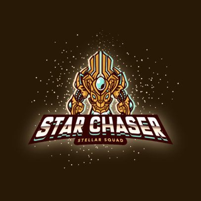 Gaming Logo Maker with a StarCraft-Inspired Character 2959a