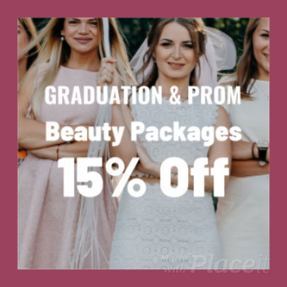 Instagram Video Maker for a Graduation Offer 1539f 1842