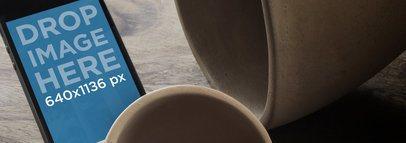 iPhone 5s Portrait Speakers Wide