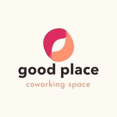 Modern Logo Creator for a Coworking Space 3117b