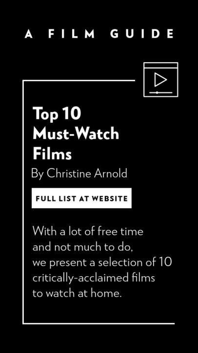 Instagram Story Template with a Movie Top Ten List 807a-el1