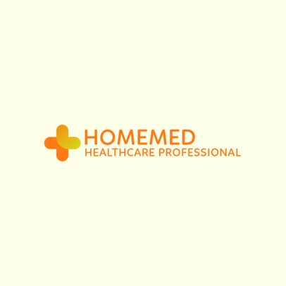 Online Logo Maker for a Healthcare Professional 3211h