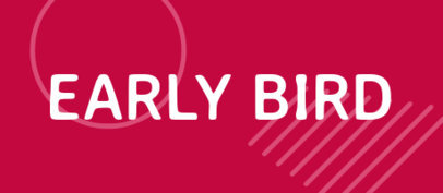 Patreon Tier Maker for Early Bird Tickets 2581j