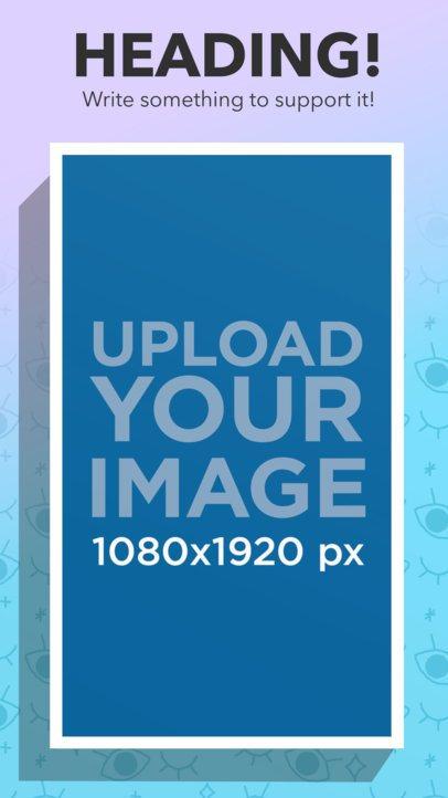 Flat Screenshot OS Builder Emitting Shadow App Smartphone 1319c
