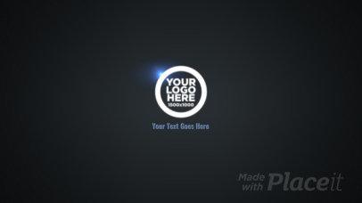 Logo Reveal Intro Maker with a Lightning Strike Animation 2112-el1