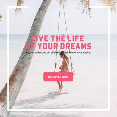 Ad Banner Maker Online Business Opportunities 2900h