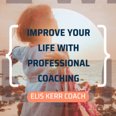 Instagram Video Template for a Life Coach 340a-2310