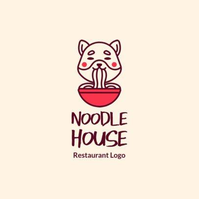 Logo Maker for an Asian Food Restaurant 3696