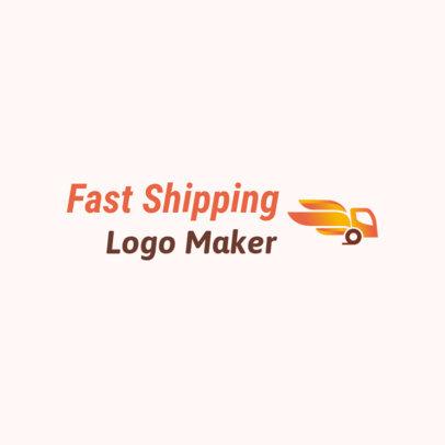 Logo Creator for a Shipping Company 3696j