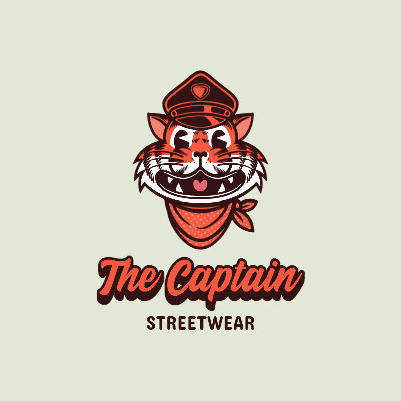 Streetwear Logo Maker with Funny Cartoonish Characters 3047-el1