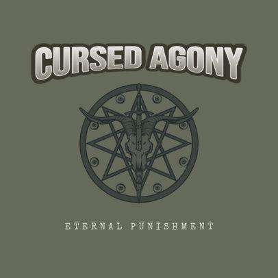 Demonic Logo Creator for a Doom Metal Band 3772k