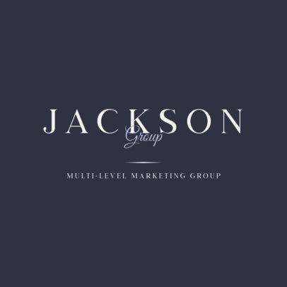 Classy Logo Generator for a Multi-Level Marketing Group 3790b