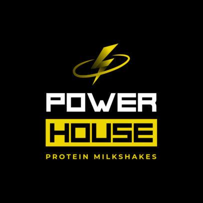 Online Logo Maker for a Multi-level Marketing Fitness Drinks Brand 3830